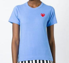 Load image into Gallery viewer, CDG PLAY - Solid Tee (Multiple Colors Available)