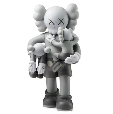 KAWS CLEAN SLATE (GREY) 2018