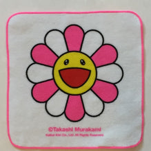 Load image into Gallery viewer, Takashi Murakami Miniature Towel