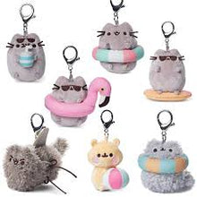 Load image into Gallery viewer, Pusheen Keychain