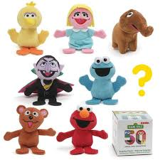 Sesame Street Mini Plush
