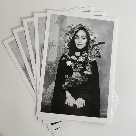Shirin Neshat - Set of Five Postcards