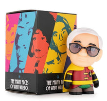 Load image into Gallery viewer, The Many Faces of Andy Warhol Blind Box