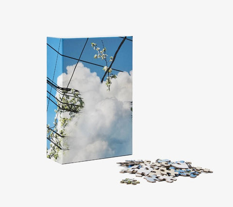 Puzzle in Puzzle- Photography by KangHee Kim