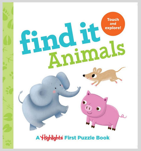 Find It Animals