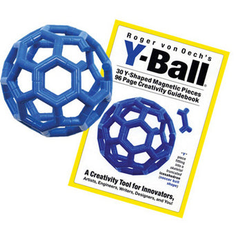 Magnetic Y-Ball