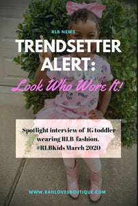 TRENDSETTER ALERT: Look Who Wore It! Kaley (March 2020)