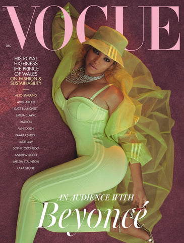 BEYONCE QUEEN BEY VOGUE COVER