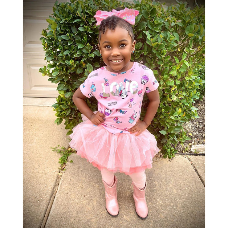 Tutu Leggings | 2 Colors