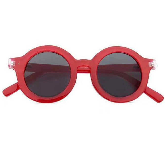 Kids Red Sunglasses