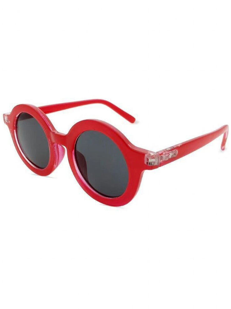 Toddler Red Sunglasses