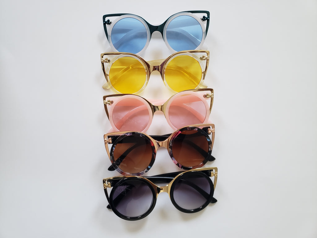 Kitten Eye Sunglasses