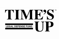 Donate to TIME'S UP LEGAL DEFENSE FUND