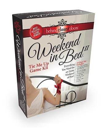 Weekend In Bed II Tie Me Up Kit