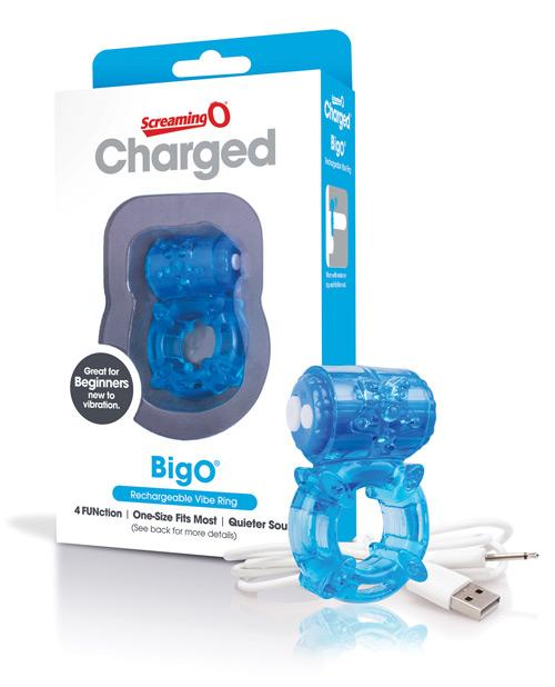 Screaming O Charged - Big O-Penis Enhancement-Bushman Products-Slightly Legal Toys