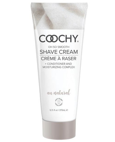 Coochy Shave Cream-Body & Bath Products-Classic Brands-Au Natural-12.5 oz-Slightly Legal Toys