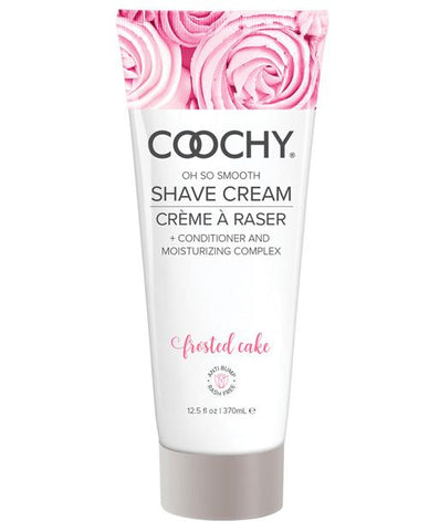 Coochy Shave Cream-Body & Bath Products-Classic Brands-Frosted Cake-12.5 oz-Slightly Legal Toys