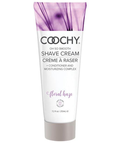 Coochy Shave Cream-Body & Bath Products-Classic Brands-Floral Haze-7.2 oz-Slightly Legal Toys