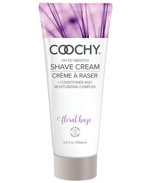 Coochy Shave Cream-Body & Bath Products-Classic Brands-Floral Haze-12.5 oz-Slightly Legal Toys