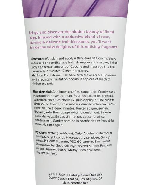 Coochy Shave Cream-Body & Bath Products-Classic Brands-Slightly Legal Toys