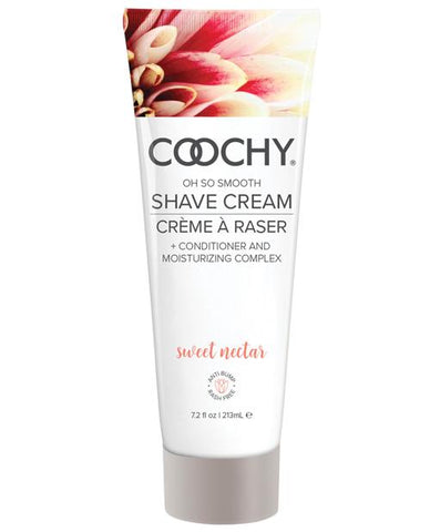 Coochy Shave Cream-Body & Bath Products-Classic Brands-Sweet Nectar-7.2 oz-Slightly Legal Toys
