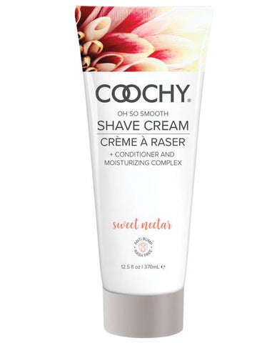 Coochy Shave Cream-Body & Bath Products-Classic Brands-Sweet Nectar-12.5 oz-Slightly Legal Toys