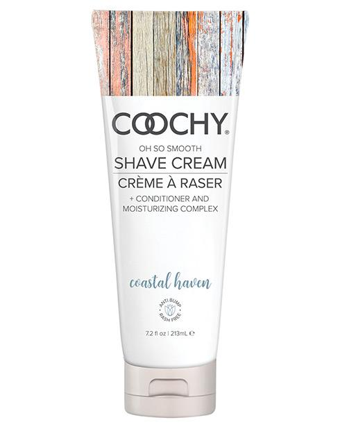Coochy Shave Cream-Body & Bath Products-Classic Brands-Coastal Haven-7.2 oz-Slightly Legal Toys