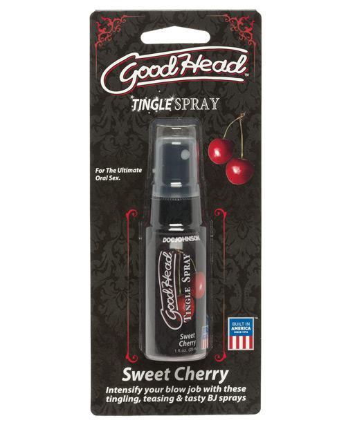 GoodHead Tingle Spray-Sexual Enhancers-Doc Johnson-Slightly Legal Toys