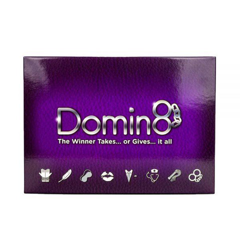 Domin8 Game - The Winner Takes Or Gives All