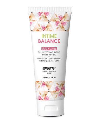 Intime Balance Intimate Cleansing Gel - 3.4 Oz