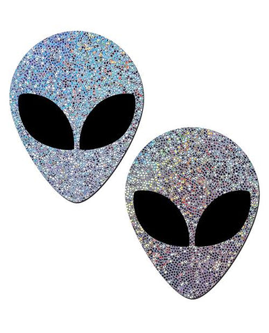 Pastease Glitter Alien - Silver