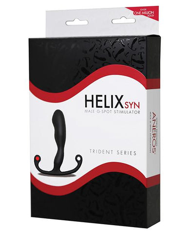 Aneros Trident Series Prostate Stimulator Helix Syn