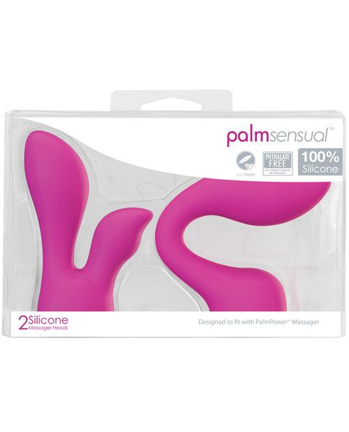 Palm Power Attachments - Palmsensual Pack Of 2-Massage Products-B.M.S. Enterprises-Slightly Legal Toys