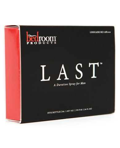 Last Duration Spray - 2 Ml Bottle Box Of 5-Sexual Enhancers-Bedroom Products LLC-Slightly Legal Toys