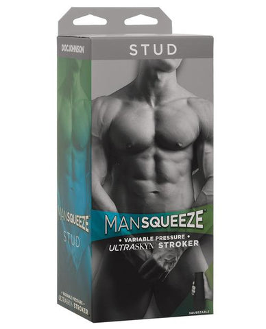 Man Squeeze Stud Ass-Gay & Lesbian Products-Doc Johnson-Slightly Legal Toys
