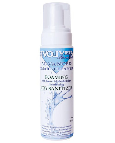 Evolved Smart Foaming Toy Sanitizer - Alcohol-Free 8 oz