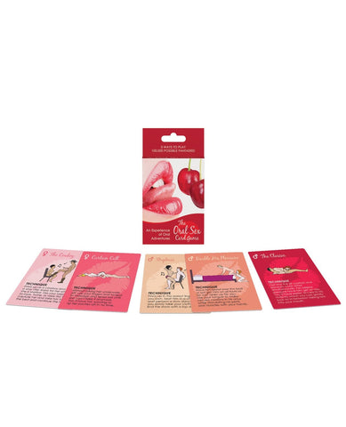 Oral Sex Card Game-Games For Romance & Couples-Kheper Games-Slightly Legal Toys