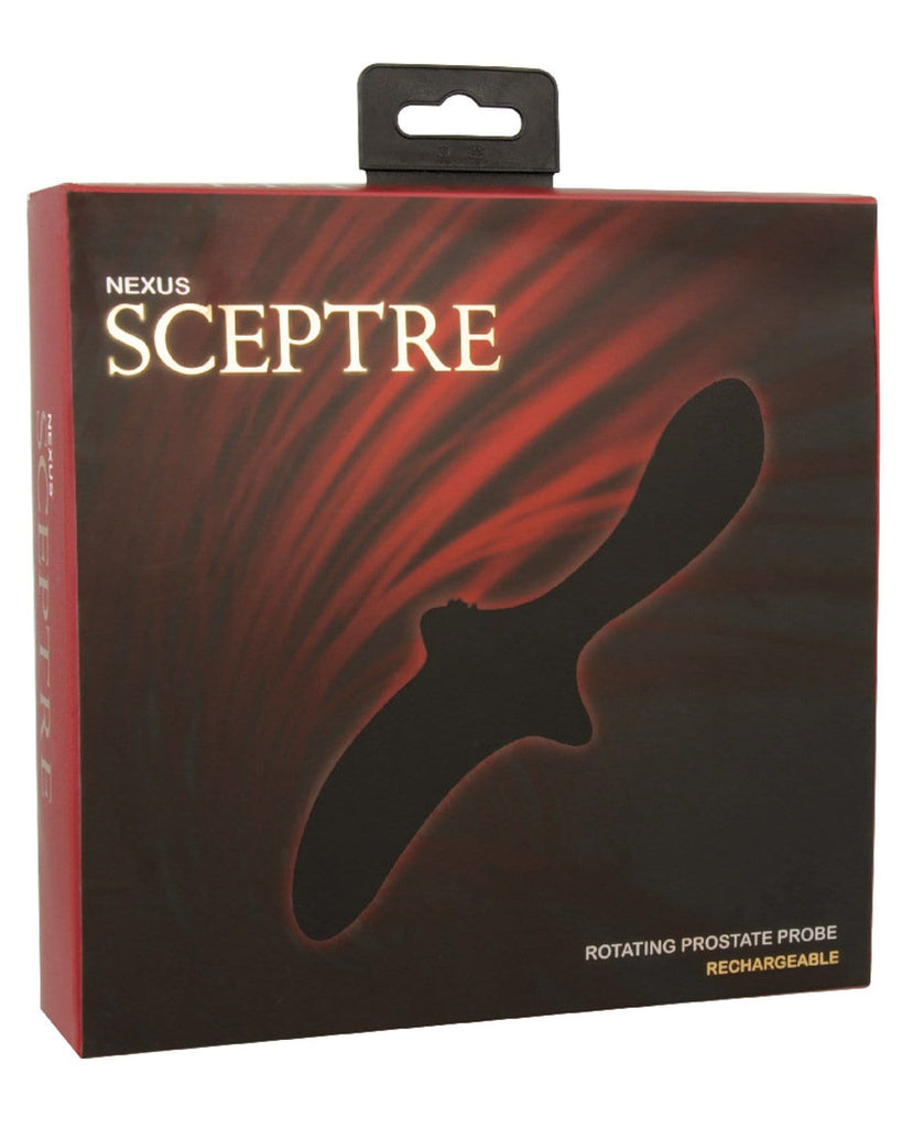 Nexus Sceptre Rotating Prostate Probe-Anal Products-Libertybelle Marketing-Slightly Legal Toys