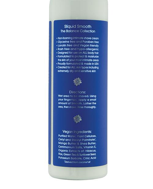 Sliquid Balance Smooth Shave Cream - 8.5 Oz