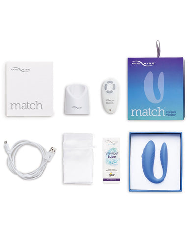 We-Vibe Match-Stimulators-Wow Tech Usa Ltd.-Slightly Legal Toys