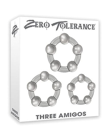 Zero Tolerance Three Amigos