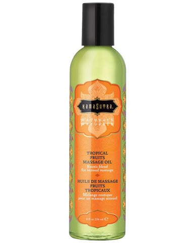 Kama Sutra Naturals Massage Oil-Massage Products-Kama Sutra-Tropical Fruit-Slightly Legal Toys