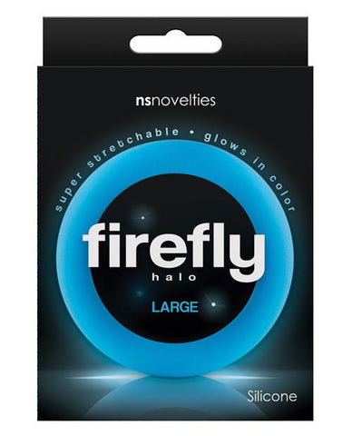 Firefly Halo Glow-in-the-Dark Cock Rings