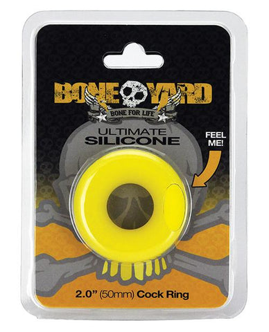 Boneyard Ultimate Silicone Cock Ring