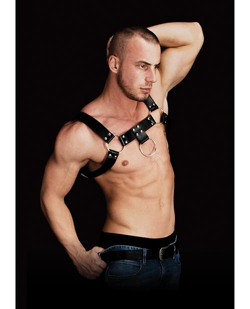 Shots Ouch! Costas Solid Structure Body Harness