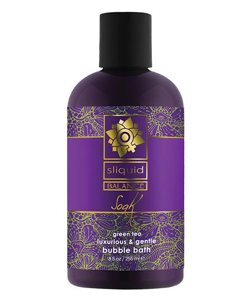 Sliquid Balance Soak - Luxurious and Gentle Bubble Bath - 8.5 Oz