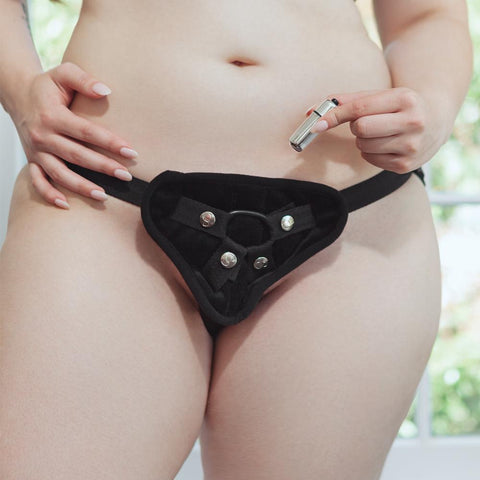 Curvy Collection Beginners Strap On Harness