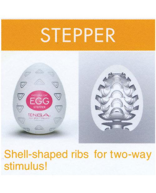 Tenga Egg Variety Carton - 6 Textures-Dolls & Masturbators-Tenga Usa INC-Stepper-Slightly Legal Toys