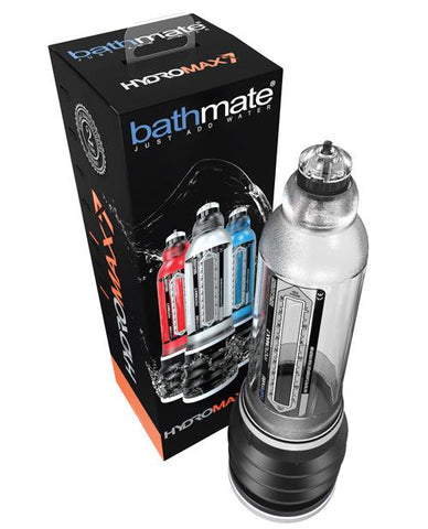Bathmate Hydromax - The Next Stage of Hydro Pump Evolution-Penis Enhancement-Bathmate-Slightly Legal Toys