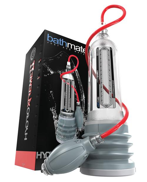 Bathmate Hydroxtreme - The Ultimate Hydropump-Penis Enhancement-Bathmate-Slightly Legal Toys